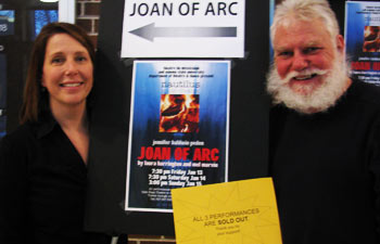 Joan Of Arc 2012