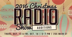 christmas-radio-show_auditions-wall-photo